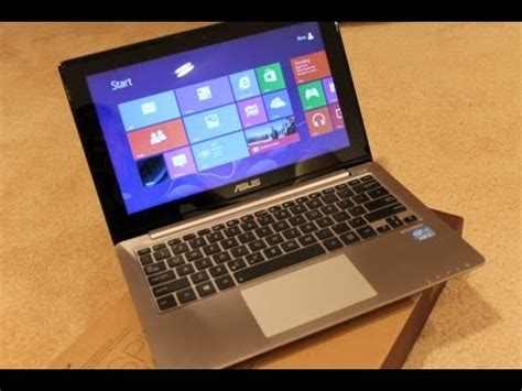 first look: asus x200ma ct112h touch screen laptop | doovi