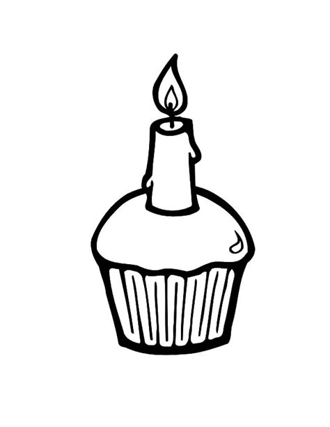 birthday themed coloring pages birthday cake netart