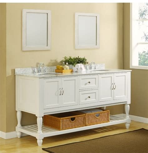 Bathroom Vanities With Shelves by An Introduction To Open Shelf Bathroom Vanities