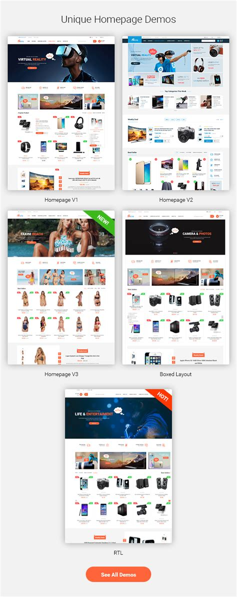 magento homepage layout xml victo ultimate responsive magento 2 theme by magentech