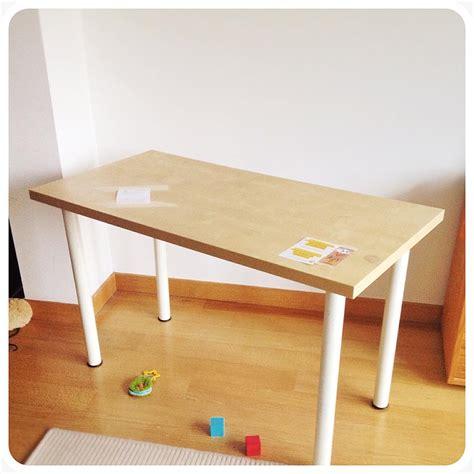 Le Bureau Diy Ikea De Belle Ginette Bidouilles Ikea Table De Bureau Ikea