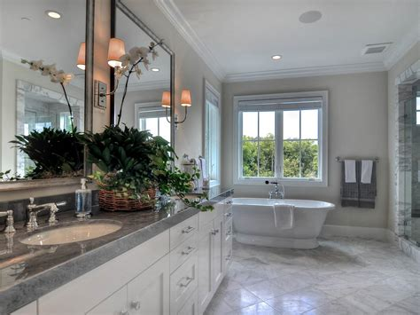traditional master bathrooms photo page hgtv