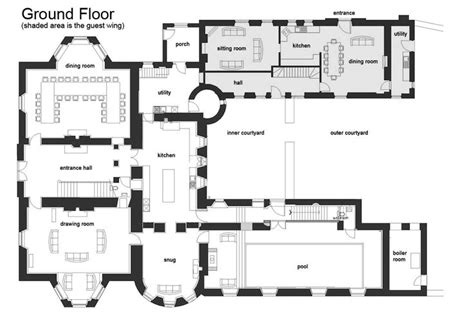 country house floor plans logie country house floor plan architecture