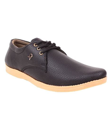 black casual shoes for footfad black casual shoes price in india buy footfad
