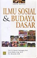 Ilmu Sosial Dasar By Dr Munandar toko buku rahma ilmu sosial budaya dasar