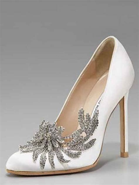 Wedding Shoes Manolo Blahnik by Remarkable Rhinestone Bling For Weddings And Events