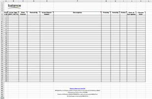 prince2 issue register ebalance