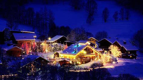 images of christmas night france holidays christmas night lights festive winter snow