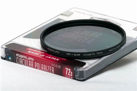 Marumi 49mm Exus C Pl Filter by Test Filtr 243 W Polaryzacyjnych 2015 Marumi Fit Slim