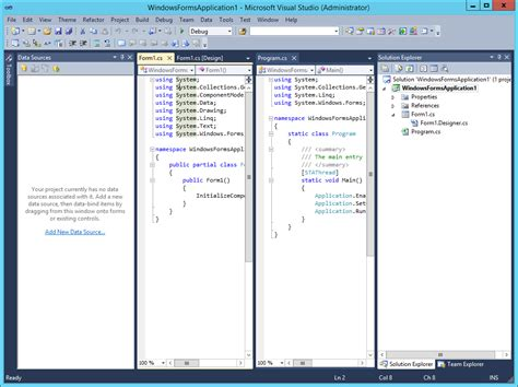 themes visual studio 2010 review on visual studio themes dockpanelsuite 3 0