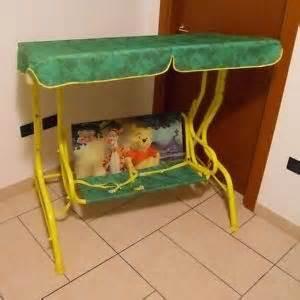 minigolf da giardino dondolo bambini altri giochi da esterno