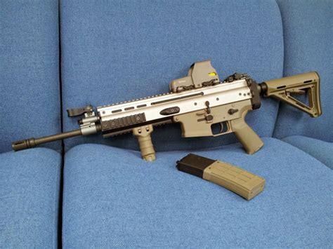 angry gun kits   scar gbb popular airsoft