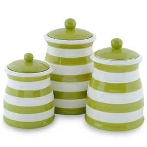 Green Kitchen Canisters by Apple Green Kitchen Canisters Green Kitchen Accents