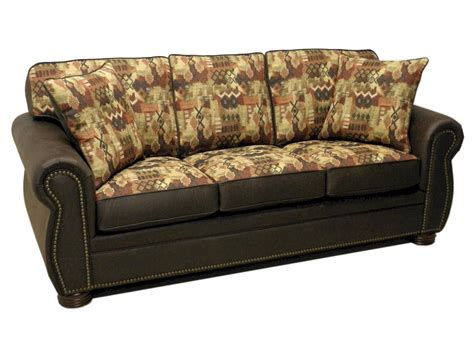Lacrosse Furniture by Timber Ridge 782nh Sofa By Lacrosse Furniture