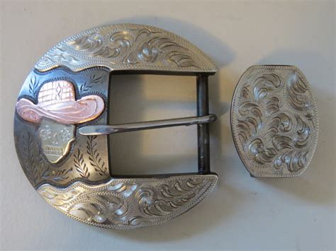 Handmade Western Belt Buckles - 8553 new handmade stephen white 1 189 cowboy skull belt buckle