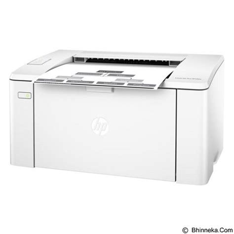 Printer Laserjet Hp M102a jual hp laserjet pro m102a g3q34a printer bisnis laser mono murah untuk rumah kantor