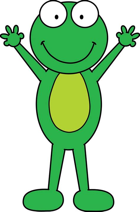 Clipart Frog