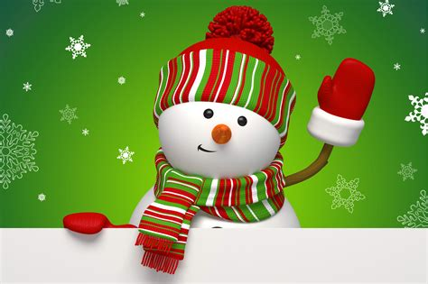 imagenes de merry christmas 2014 cute green background with snowman gallery yopriceville