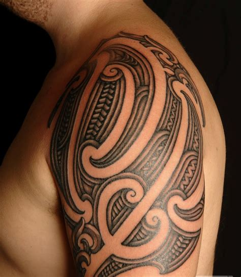 classy tattoo 63 maori shoulder tattoos