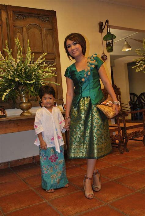 Kebaya Kutubaru Kombinasi Green Berkualitas 1 Green Songket Dress Fashion Batik Songket Kebaya