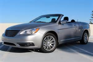 Chrysler 200 Convertable Our Cars 2013 Chrysler 200 Limited Convertible