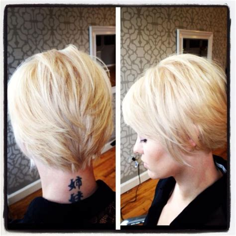 front and back view of pixie haircuts long pixie haircut back view google search hair
