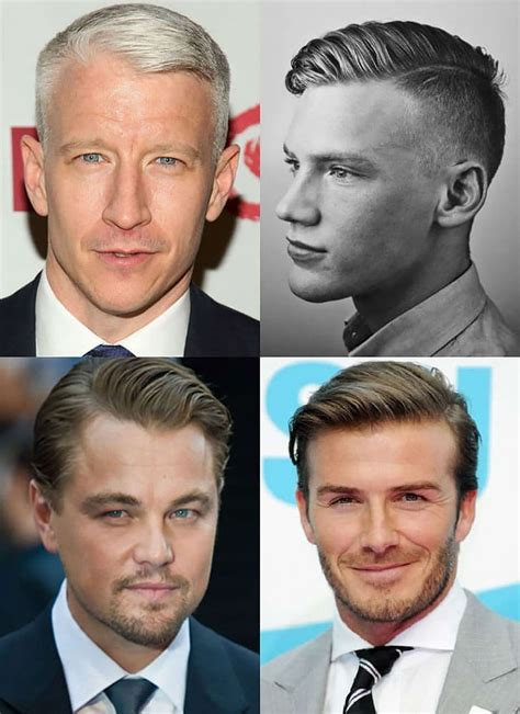 Mens Hairstyles For Receding Hairlines by The Best Hairstyles Haircuts For With Receding Hairline