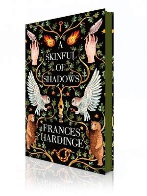 a skinful of shadows by frances hardinge waterstones