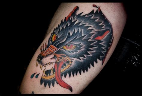 20 traditional wolf tattoo ideas designs and images