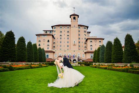 Wedding Venues Colorado Springs by The Broadmoor Colorado Springs Wedding Photos Denver