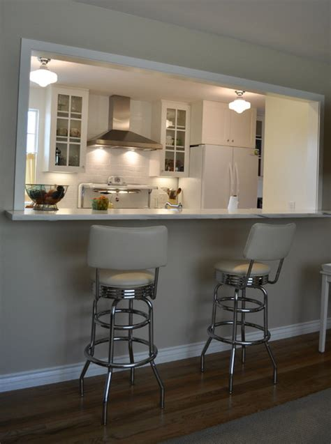 traditional kitchen pass through design pictures remodel 50 s diner bar stools traditional kitchen sacramento