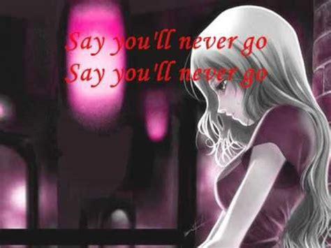 lyrics erik santos say you ll never go erik santos