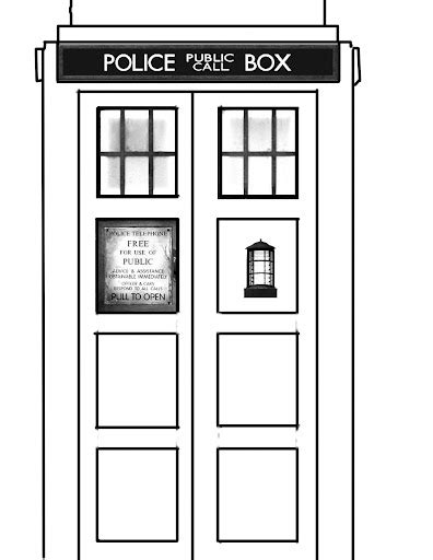 Tardis Template For Cake by Tardis Cake For My Husband Nouvellegamine