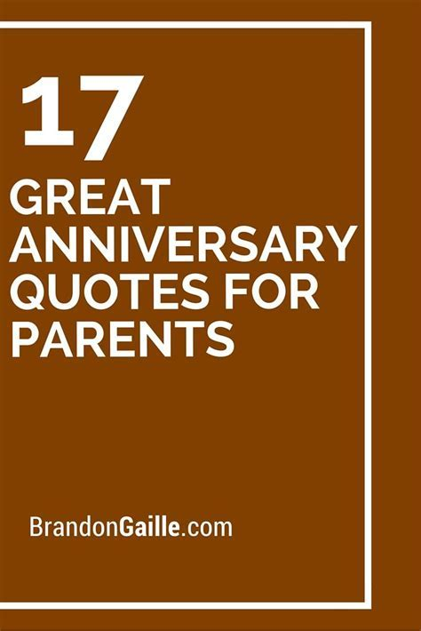 The 25  best Parents anniversary quotes ideas on Pinterest