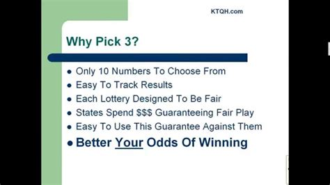 strategy  win pick  lottery lotto system youtube