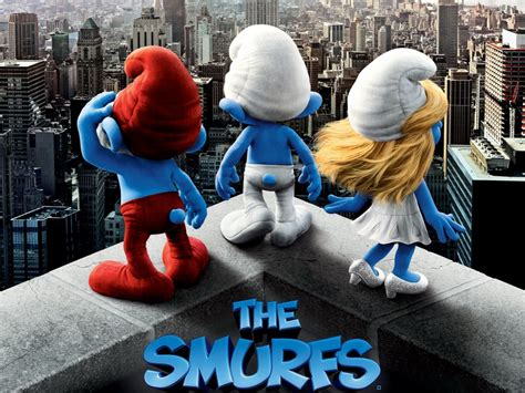 the smurfs wallpapers hd wallpapers pics