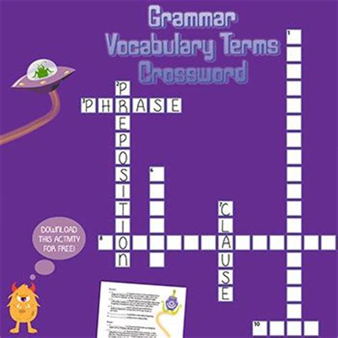 xwordgrammar glossary 48 best images about grammar and punctuation on pinterest