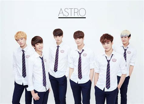astro new year song 2011 fantagio introduce the six members of new boy astro