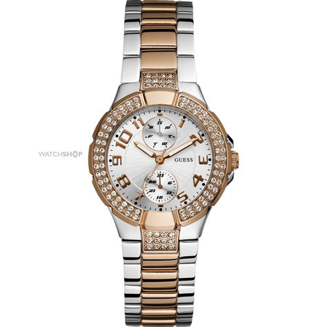 guess date mini rantai gold guess mini prism w15072l2 shop