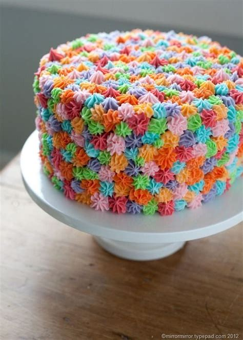 cakes with chcocolate frosting and decorated easy cake