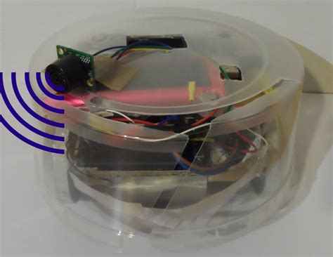 Floor Cleaning Robot Project by Add An Ultrasonic Sonar To The Robot Vacuum Cleaner All