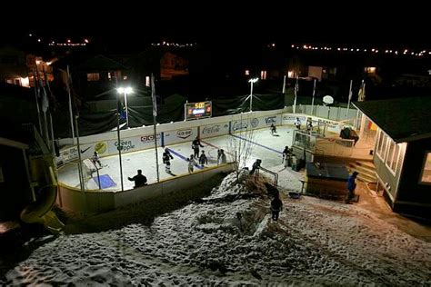 winter preview backyard ice rinks the spokesman review