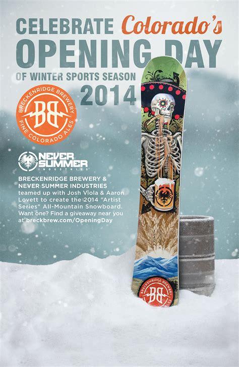 Snowboard Giveaway - old line fine wine spirits bistro restaurant breckenridge brewing promotion