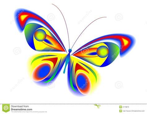 imagenes de mariposas hermosas animadas la mariposa hermosa ilustraci 243 n del vector imagen de