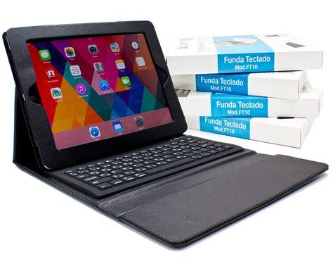 funda ipad 2 funda teclado ipad 2 3 4 bluetooth biwond negro gt tablets