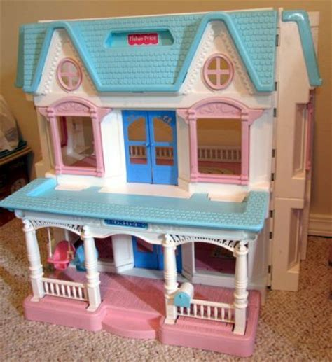 fisherprice doll house fisher price dream doll house my first dollhouse i got when i was little back in