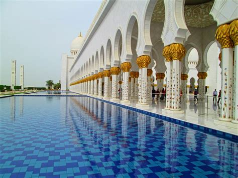 sheikh zayed grand mosque dont waste life