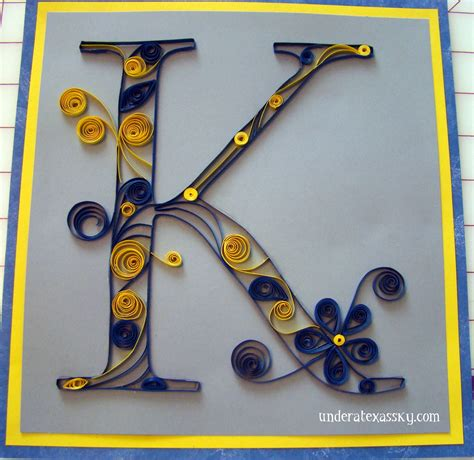 Quilling Outline Letters by What Is Quilling How To Quill A Monogram