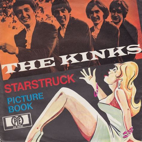 picture book kinks the kinks starstruck b w picture book