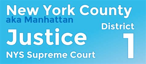 nys supreme court nys supreme court justice new york county district 1